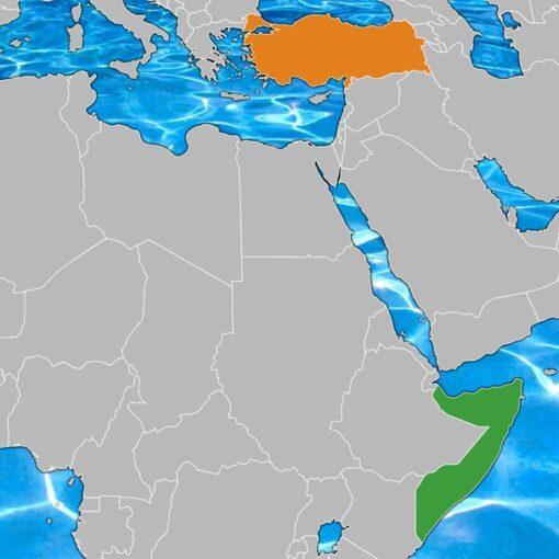 Espansione della Turchia in Somalia